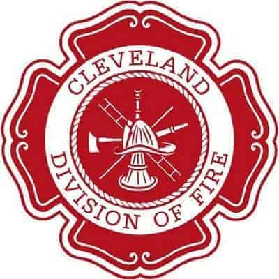 """<span class=""""entry-title-primary"""">Cleveland Fire Department</span> <span class=""""entry-subtitle"""">[City of Cleveland Ohio]</span>"""