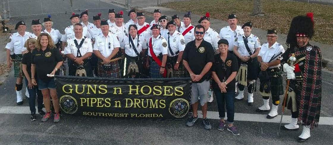 """<span class=""""entry-title-primary"""">Thank You To Guns n Hoses Pipes n Drums of SW FL For Supporting The</span> <span class=""""entry-subtitle"""">2020 - 9/11 Remembrance Ride and Fallen Hero Ceremony</span>"""