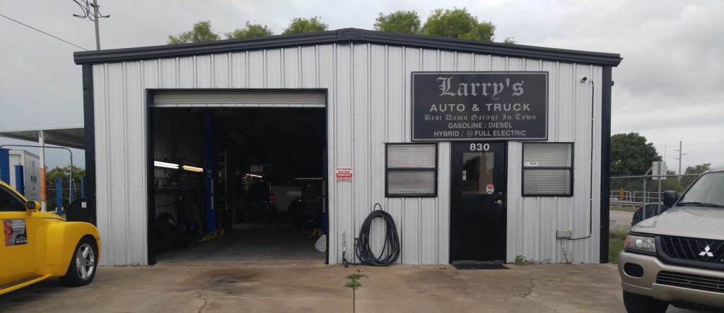 """<span class=""""entry-title-primary"""">Thank You (Larry and Paul) Larry's Auto & Truck Service Center</span> <span class=""""entry-subtitle"""">$75 Gift Certificate</span>"""