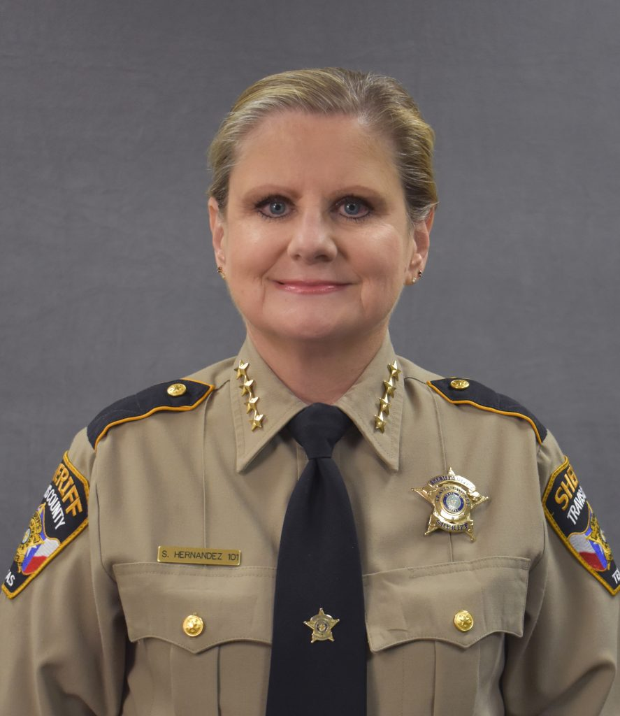 """<span class=""""entry-title-primary"""">Sheriff Sally Hernandez</span> <span class=""""entry-subtitle"""">Travis County Sheriff's Office</span>"""
