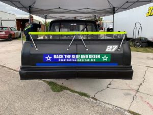 """<span class=""""entry-title-primary"""">A Night At The 4-17 Southern Speedway</span> <span class=""""entry-subtitle"""">Southwest Florida Back The Blue And Green</span>"""