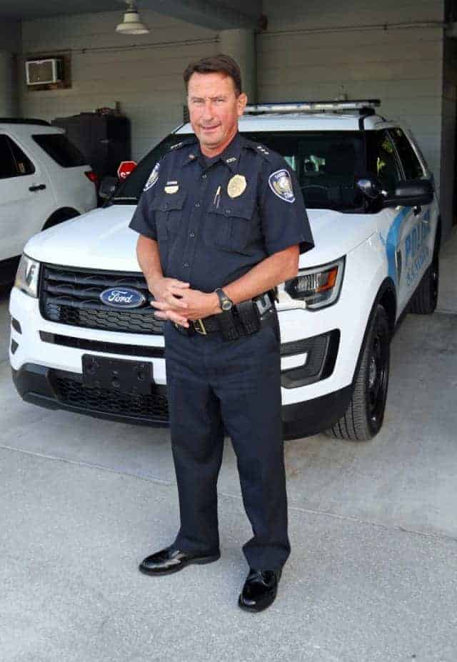 """<span class=""""entry-title-primary"""">Chief William Dalton</span> <span class=""""entry-subtitle"""">Sanibel Police Department</span>"""