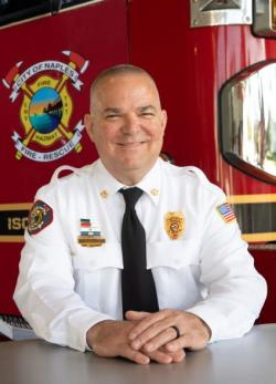 """<span class=""""entry-title-primary"""">Deputy Fire Chief Jerry Pecar</span> <span class=""""entry-subtitle"""">City of Naples Fire Rescue Department</span>"""