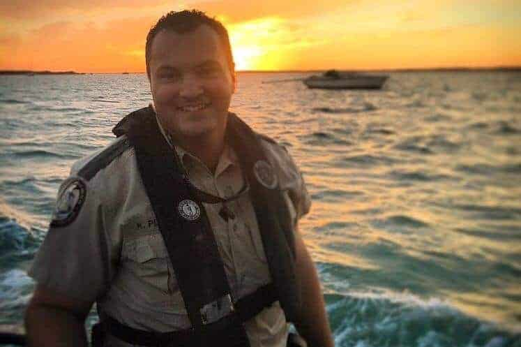 """<span class=""""entry-title-primary"""">Officer Kyle Plussa</span> <span class=""""entry-subtitle"""">Florida Fish and Wildlife Conservation Commission</span>"""