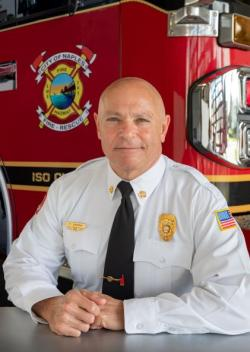 """<span class=""""entry-title-primary"""">Fire Chief Pete DiMaria</span> <span class=""""entry-subtitle"""">City of Naples Fire Rescue Department</span>"""