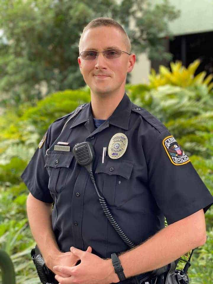"""<span class=""""entry-title-primary"""">Senior Services Officer, Joel Quattlebaum</span> <span class=""""entry-subtitle"""">Largo Police Department</span>"""