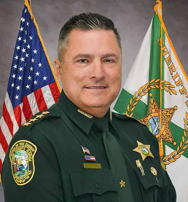 """<span class=""""entry-title-primary"""">Sheriff Mike Prendergast</span> <span class=""""entry-subtitle"""">Citrus County Sheriff"""