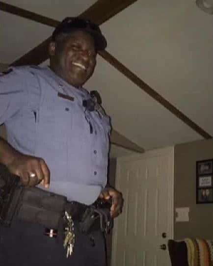 """<span class=""""entry-title-primary"""">Police Officer/EMT Marshall Waters, Jr.</span> <span class=""""entry-subtitle"""">[Mangham, Louisiana]</span>"""